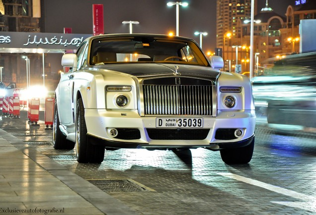 Rolls-Royce Phantom Drophead Coupé Mansory Bel Air