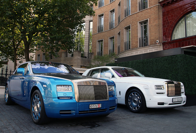 Rolls-Royce Phantom Drophead Coupé Series II Waterspeed Collection