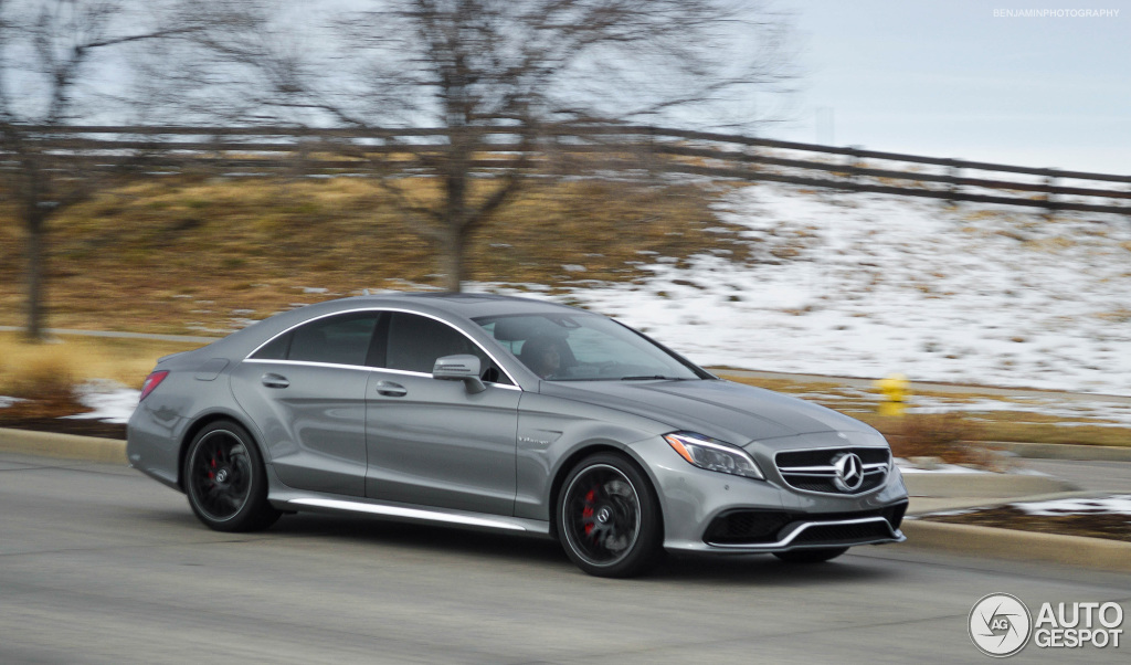 Mercedes Benz Cls Spotted