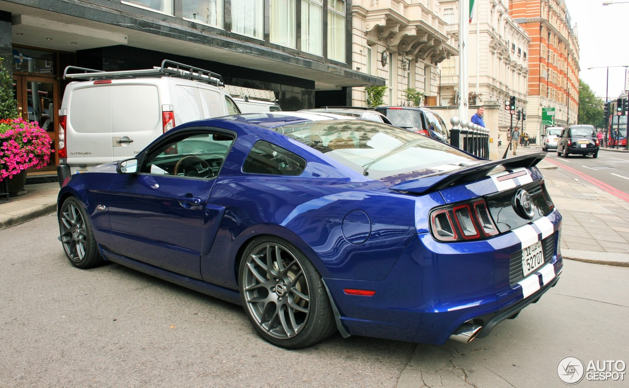 Ford Mustang Gt California Special 2013 20 December 2014