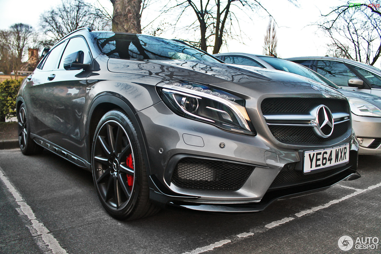 Mercedes benz gla 45 amg x156 20 december 2014 autogespot for Mercedes benz gla 45 amg for sale