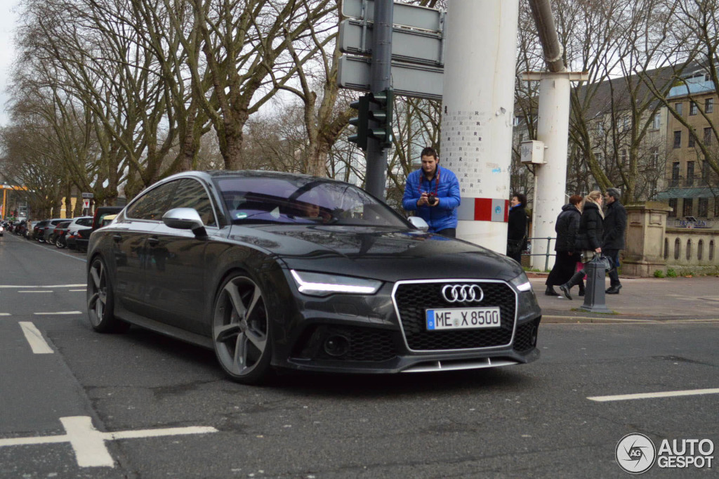 Audi Rs7 Sportback 2015 21 December 2014 Autogespot