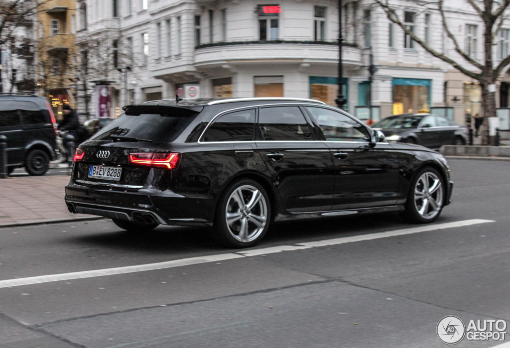 Audi rs6 2017 weight 14