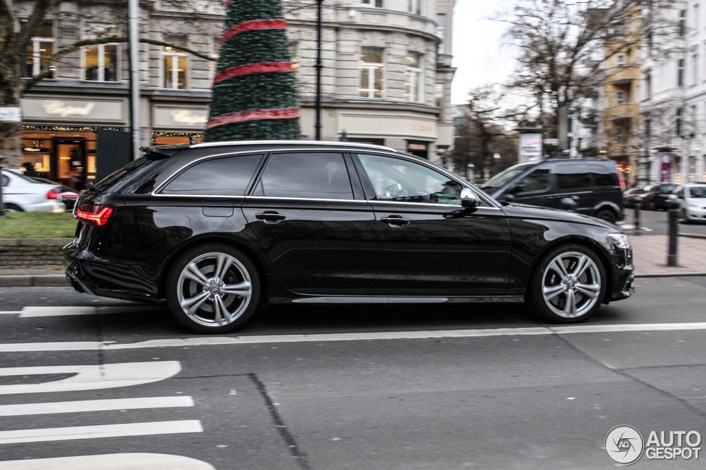 Audi S6 Avant C7 2015 21 Dezember 2014 Autogespot