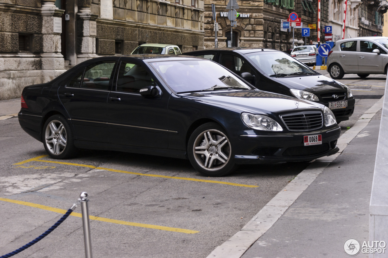 Mercedes benz s 55 amg w220 kompressor 21 december 2014 for Mercedes benz s 55