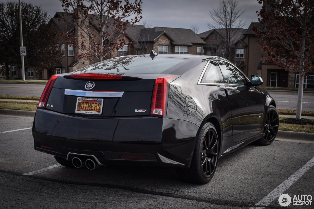 cadillac cts v coup 23 december 2014 autogespot. Black Bedroom Furniture Sets. Home Design Ideas