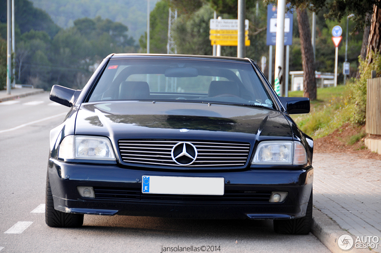 Mercedes benz brabus sl 7 3s r129 23 december 2014 for Mercedes benz brabus price