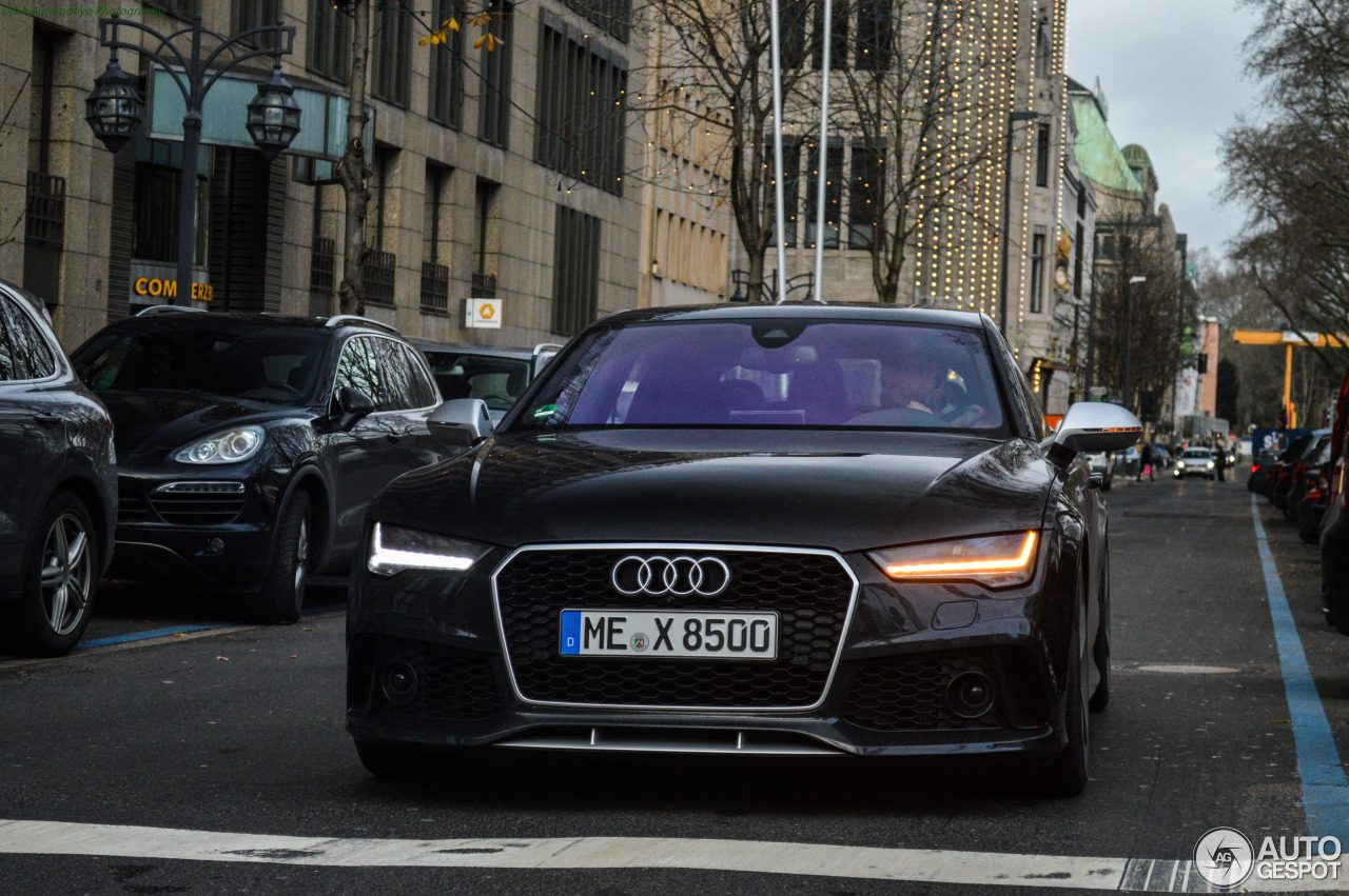 Audi RS7 Sportback 2015 - 24 December 2014 - Autogespot