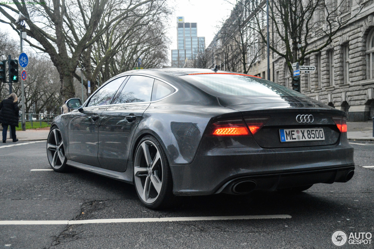 audi rs7 sportback 2015 24 december 2014 autogespot. Black Bedroom Furniture Sets. Home Design Ideas