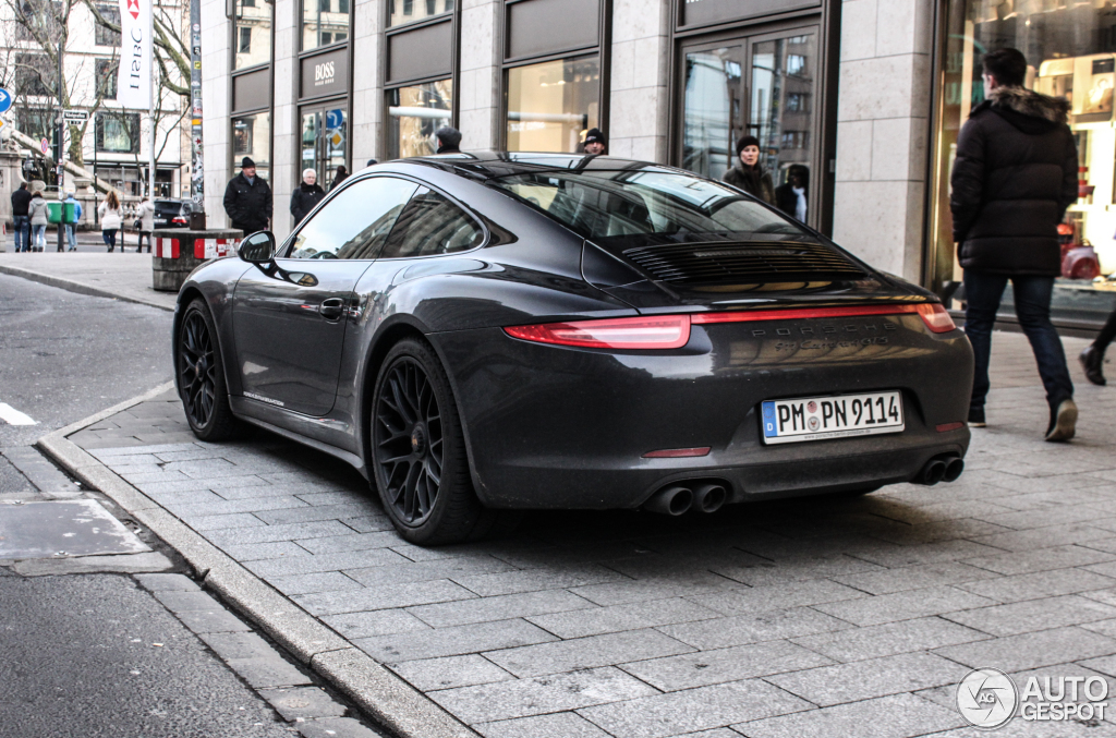 porsche 991 carrera 4 gts 26 december 2014 autogespot. Black Bedroom Furniture Sets. Home Design Ideas