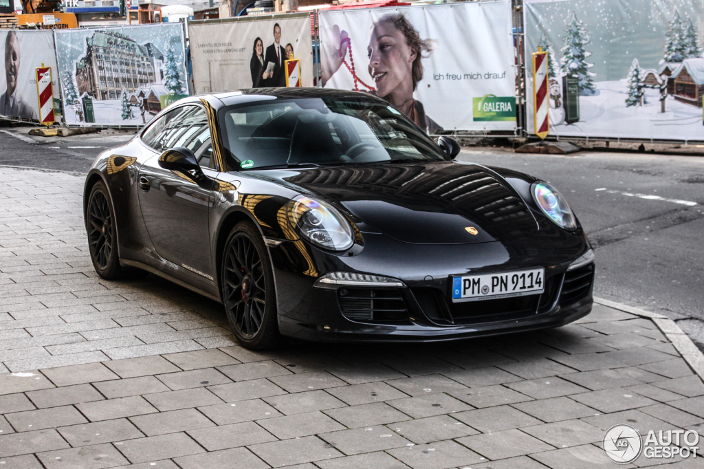 Porsche 991 Carrera 4 Gts 26 December 2014 Autogespot