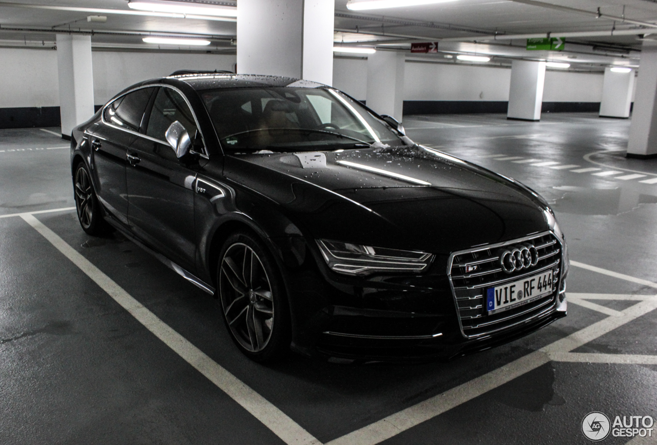 audi s7 sportback 2015 27 december 2014 autogespot. Black Bedroom Furniture Sets. Home Design Ideas
