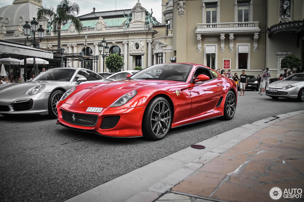 ferrari 599 gto 28 december 2014 autogespot. Black Bedroom Furniture Sets. Home Design Ideas