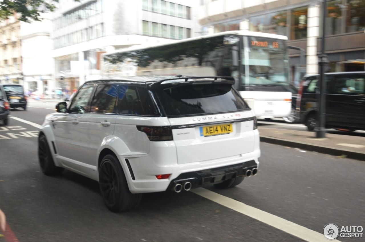 Land Rover Range Rover Sport Lumma Clr Rs 30 December