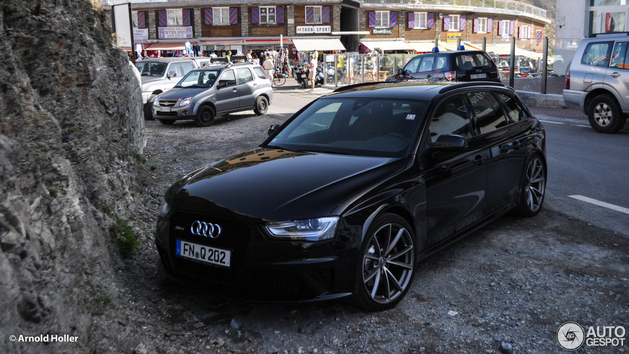 Audi Rs4 Avant B8 2 January 2014 Autogespot