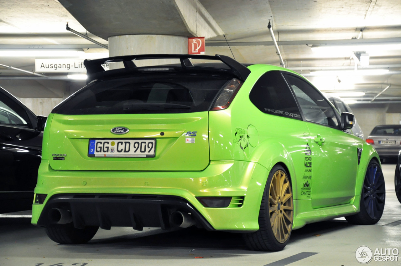 ford focus rs 2009 2 januar 2014 autogespot. Black Bedroom Furniture Sets. Home Design Ideas