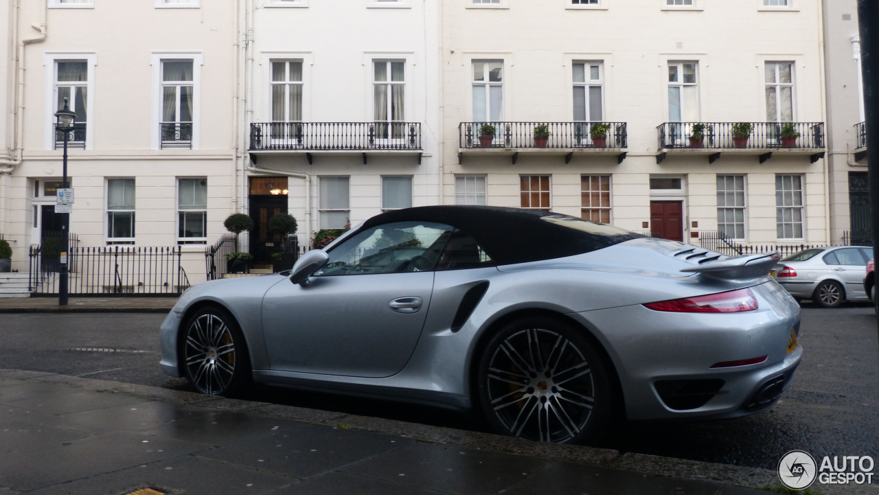 porsche 991 turbo s cabriolet 2 january 2014 autogespot. Black Bedroom Furniture Sets. Home Design Ideas