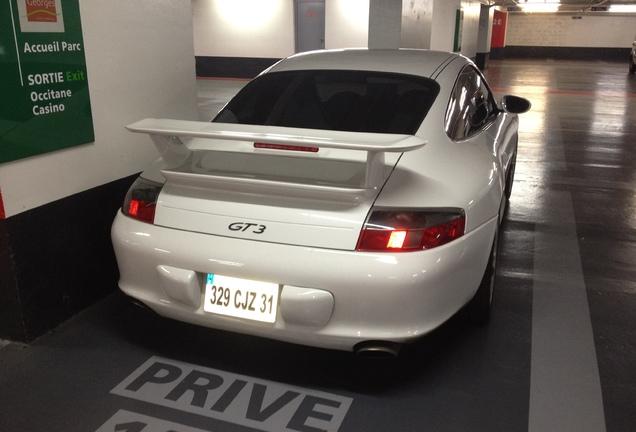 Porsche 996 GT3 MkII