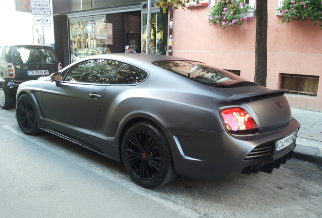 Bentley Continental GT Vilner
