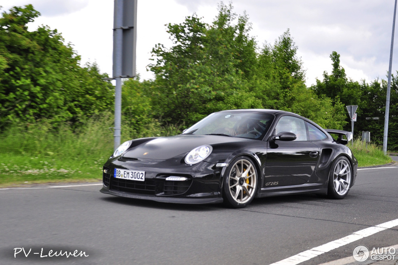 porsche 997 gt2 rs 9 january 2014 autogespot. Black Bedroom Furniture Sets. Home Design Ideas