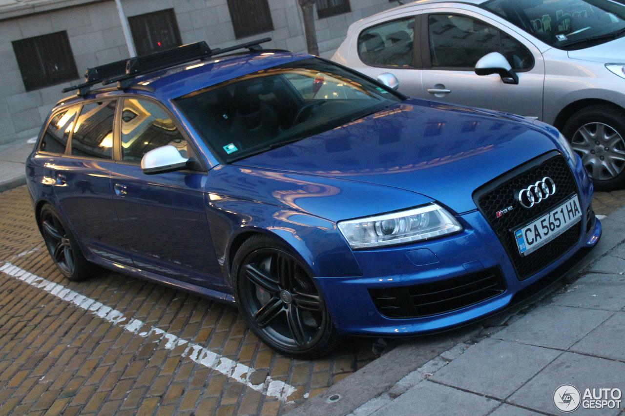 Audi Rs6 Avant C6 10 Januari 2014 Autogespot