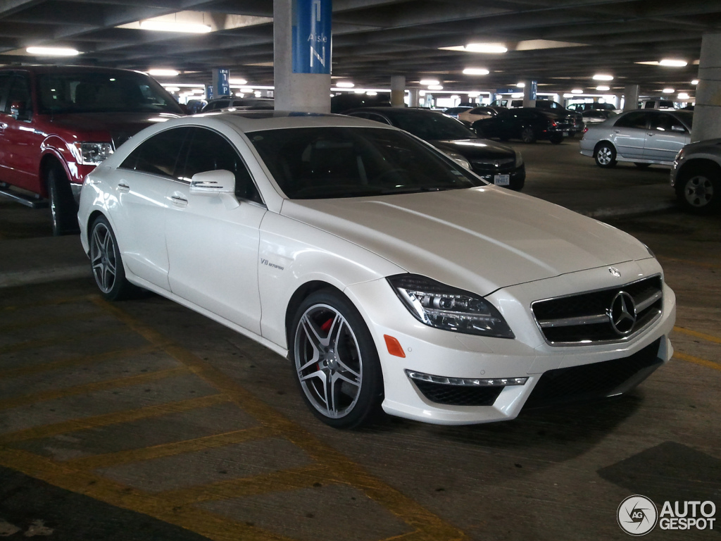 mercedes benz cls 63 amg s c218 12 january 2014 autogespot. Black Bedroom Furniture Sets. Home Design Ideas