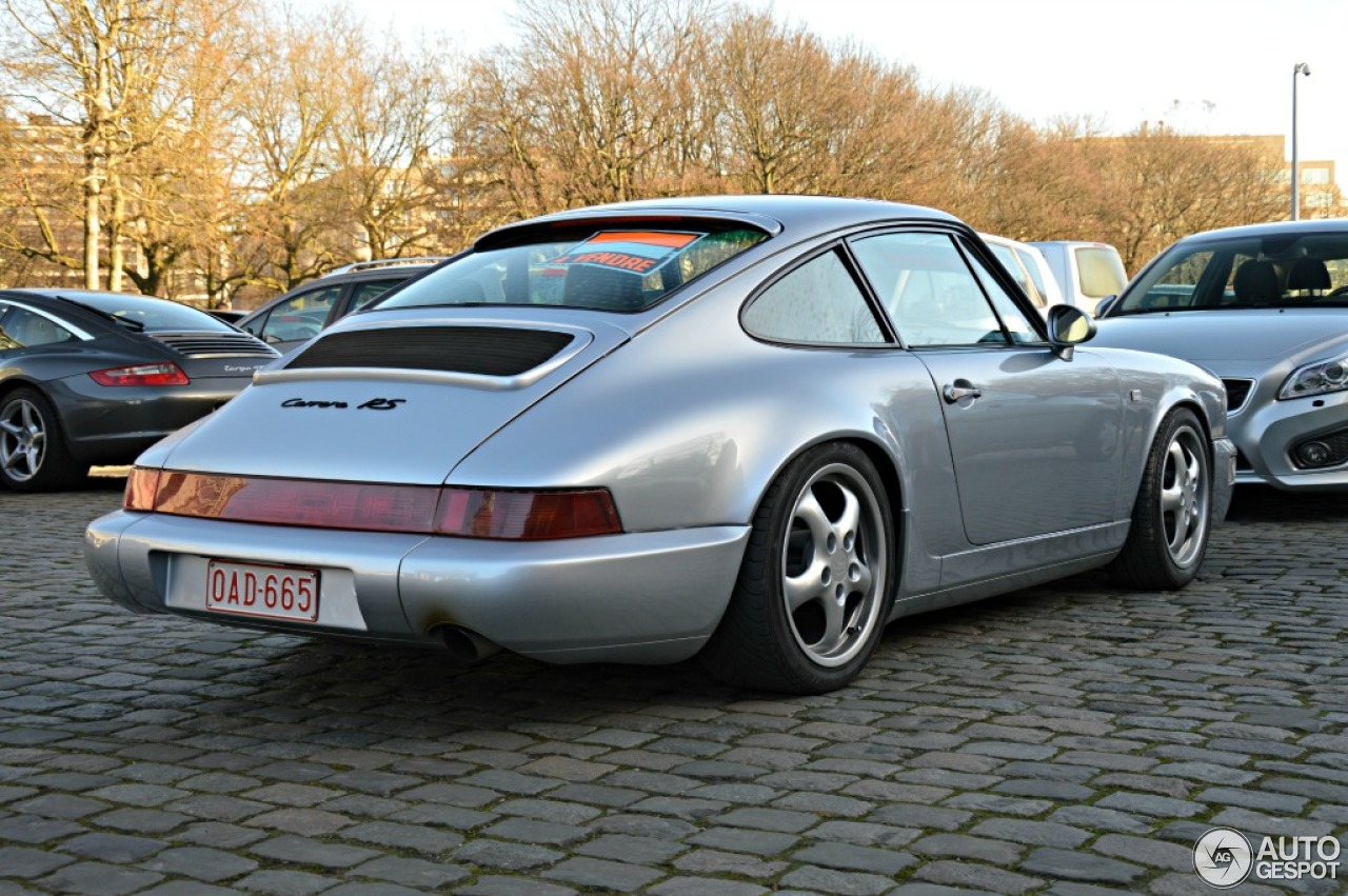 porsche 964 carrera rs 12 january 2014 autogespot. Black Bedroom Furniture Sets. Home Design Ideas