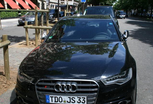 Audi ABT S6 Avant C7