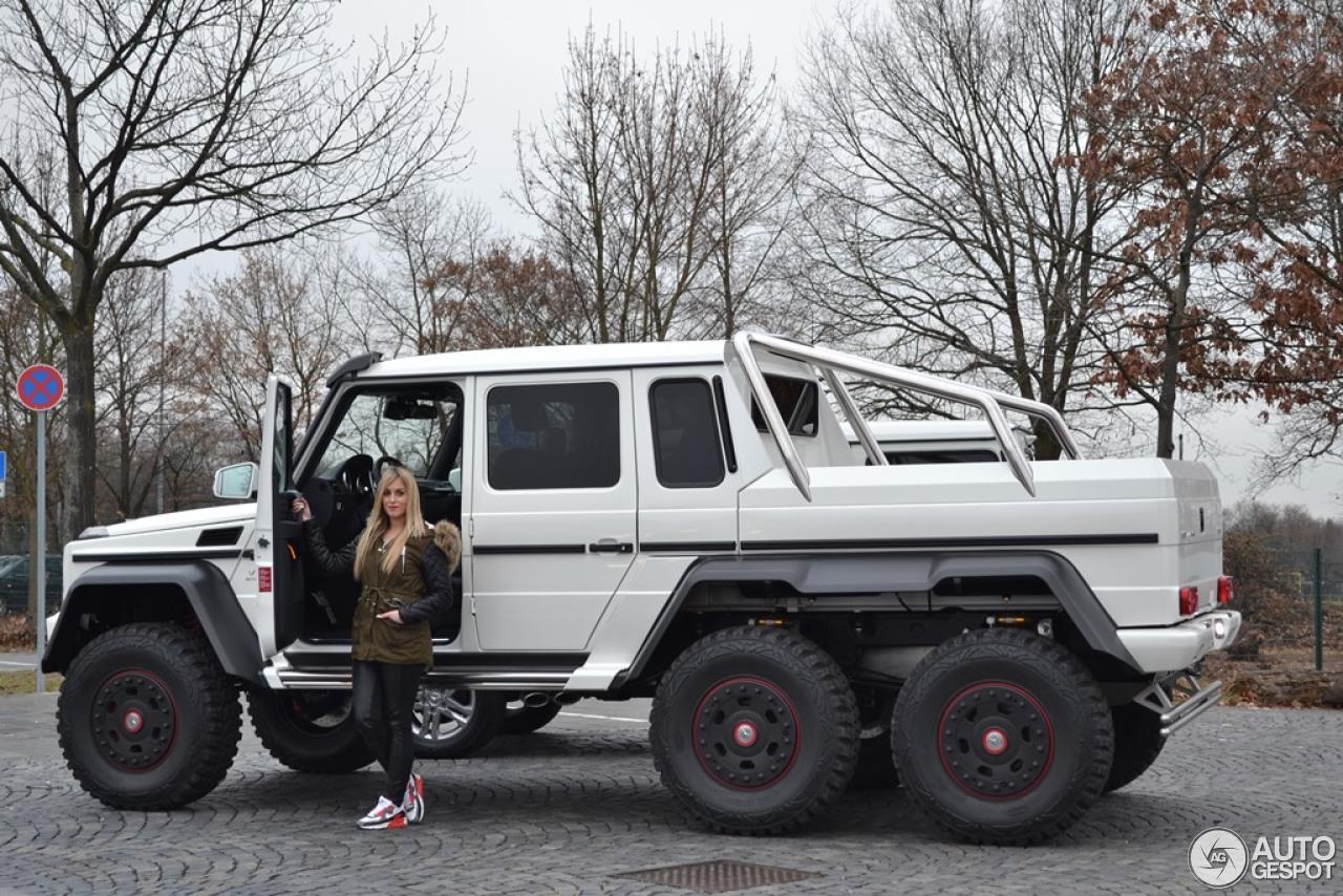 Mercedes Benz G 63 Amg 6x6 13 Januari 2014 Autogespot