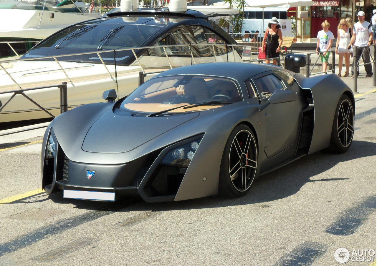 Marussia B2 - 14 January 2014 - Autogespot