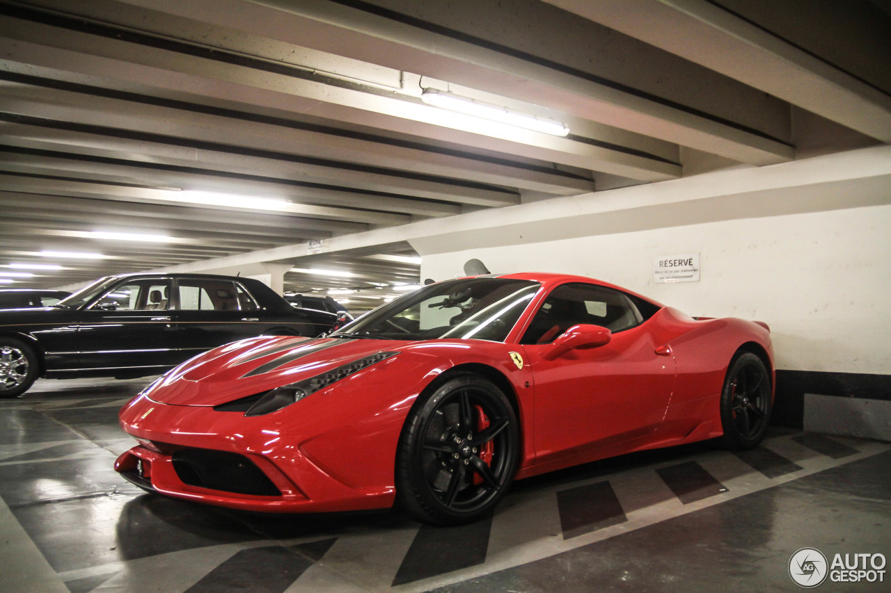 ferrari 458 speciale 15 january 2014 autogespot. Black Bedroom Furniture Sets. Home Design Ideas