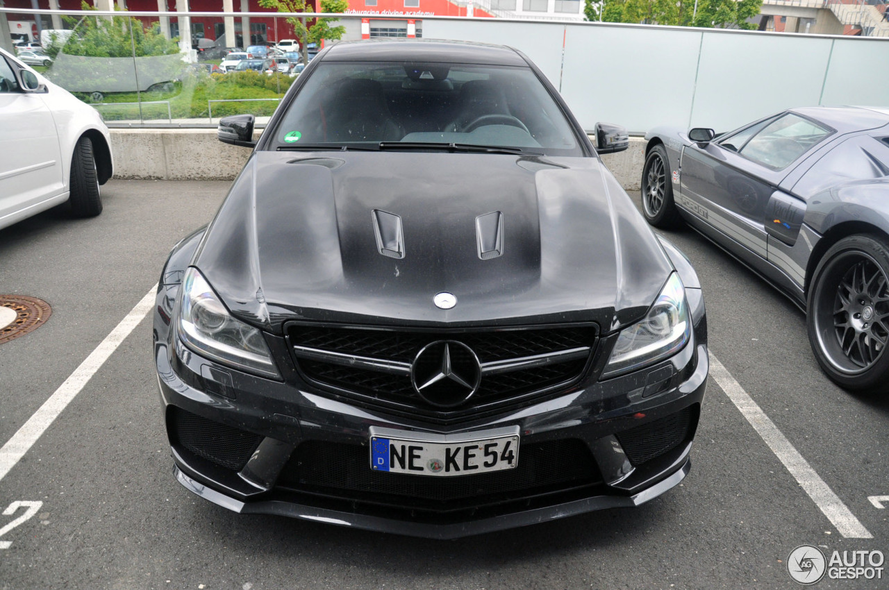 mercedes benz c 63 amg coup black series 15 january 2014 autogespot. Black Bedroom Furniture Sets. Home Design Ideas