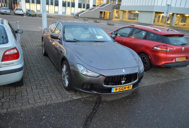 Maserati Ghibli S 2013