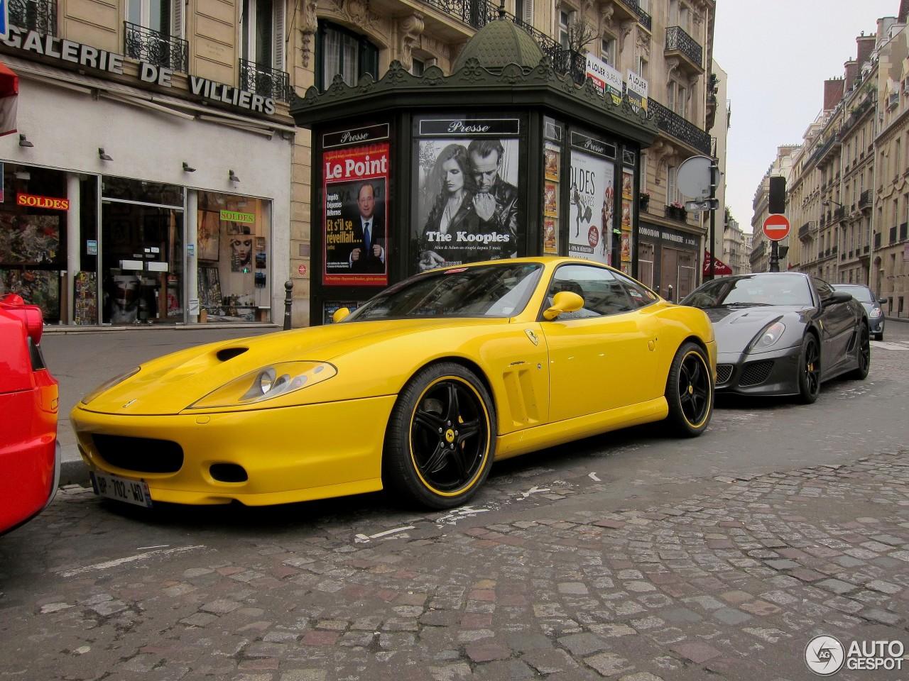 2010 Ferrari 575M Maranello photo - 1