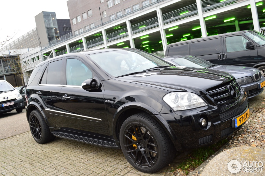 Mercedes Benz Ml 63 Amg W164 19 Januari 2014 Autogespot