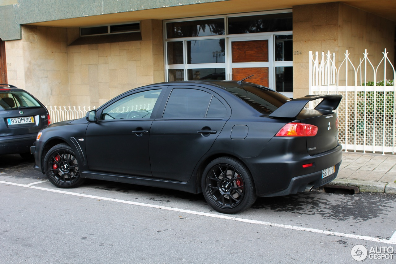Mitsubishi Lancer Evolution X - 19 January 2014 - Autogespot