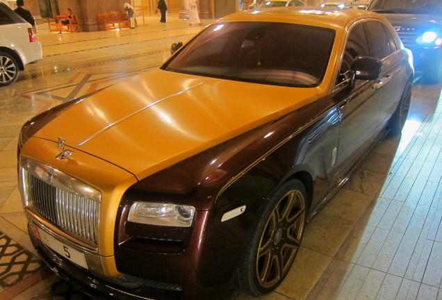 Rolls-Royce Ghost Vörsteiner