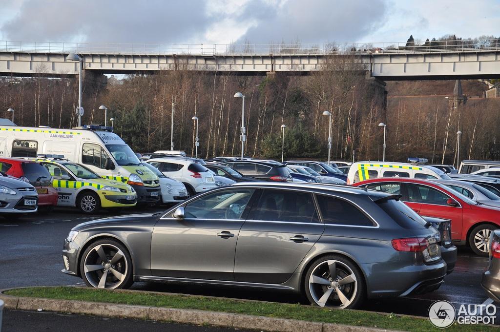 Audi Rs4 Avant B8 20 January 2014 Autogespot