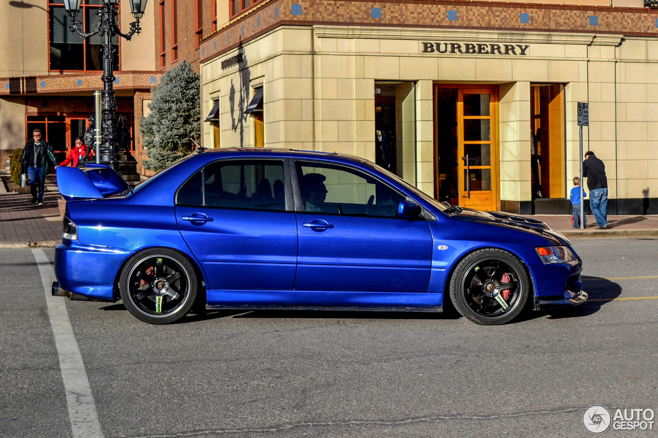 Mitsubishi Lancer Evolution Ix 20 January 2014 Autogespot