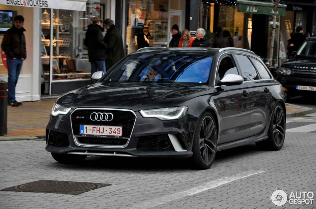 audi rs6 avant c7 22 januar 2014 autogespot. Black Bedroom Furniture Sets. Home Design Ideas