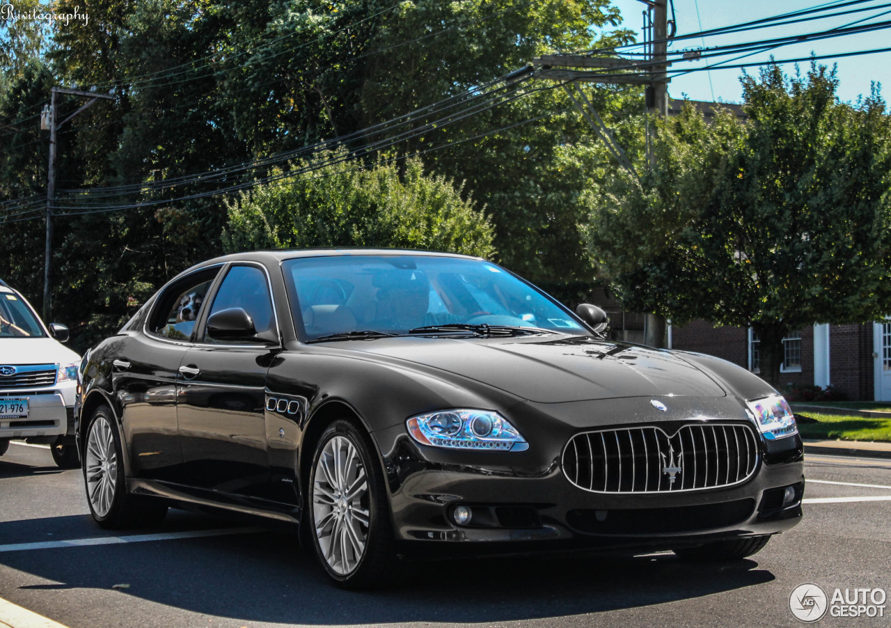 maserati quattroporte 2008 22 january 2014 autogespot. Black Bedroom Furniture Sets. Home Design Ideas