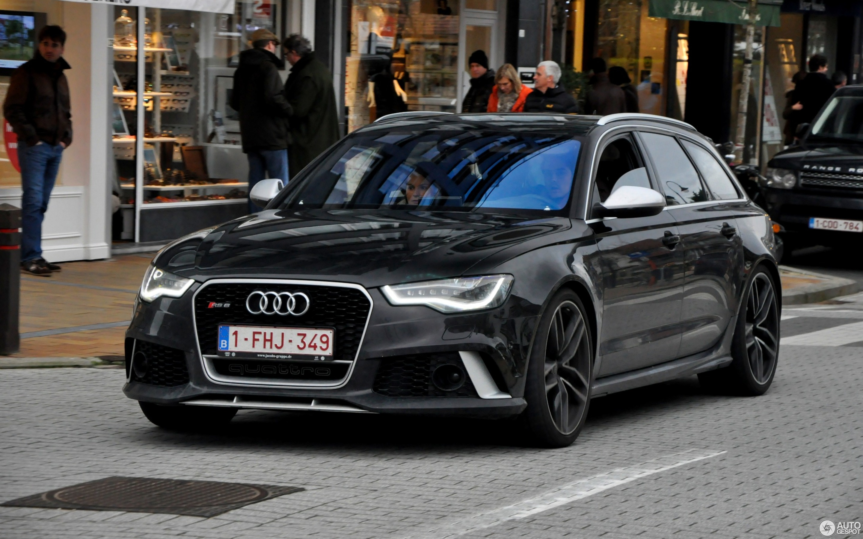 audi rs6 avant c7 22 january 2014 autogespot. Black Bedroom Furniture Sets. Home Design Ideas