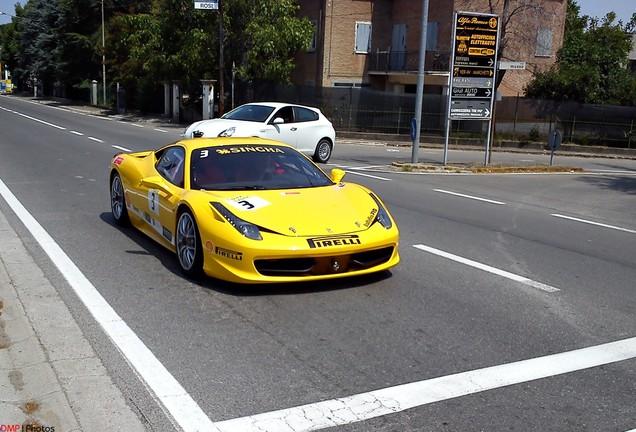 Ferrari 458 Challenge