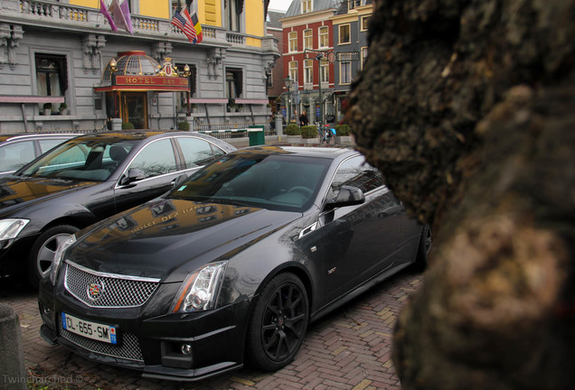 Cadillac CTS-V Coupe Hennessey V700