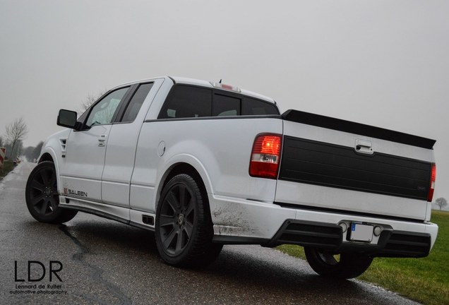 Saleen S331 Supercab 5.4 Hennessey Supercharged