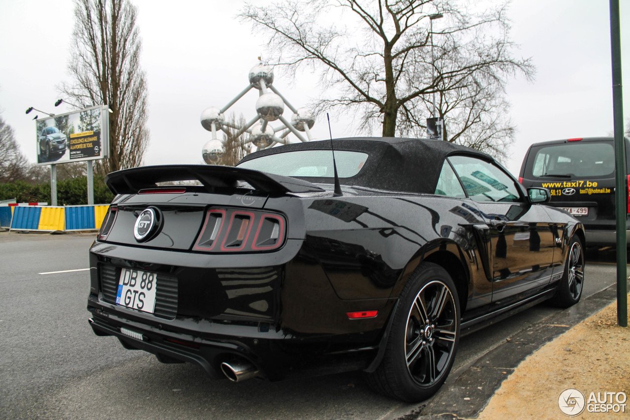 Ford Mustang Gt California Special Convertible 2012 26