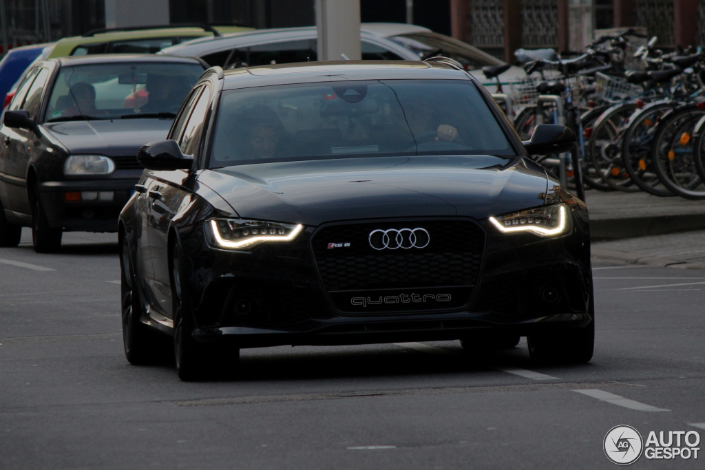 Audi RS6 Avant C7 - 27 January 2014 - Autogespot