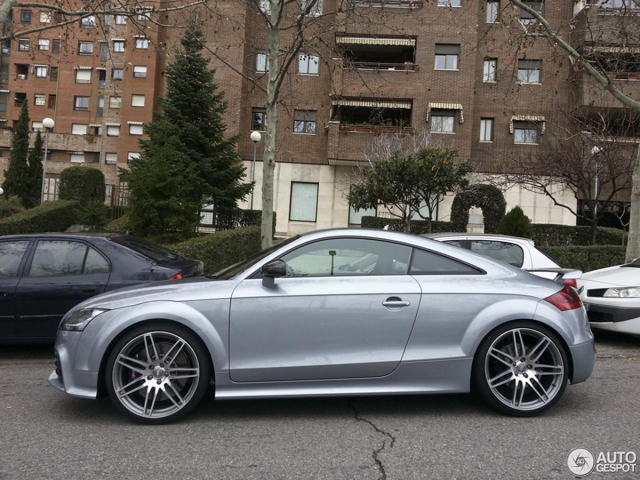 Audi Tt Rs Plus 28 Januari 2014 Autogespot