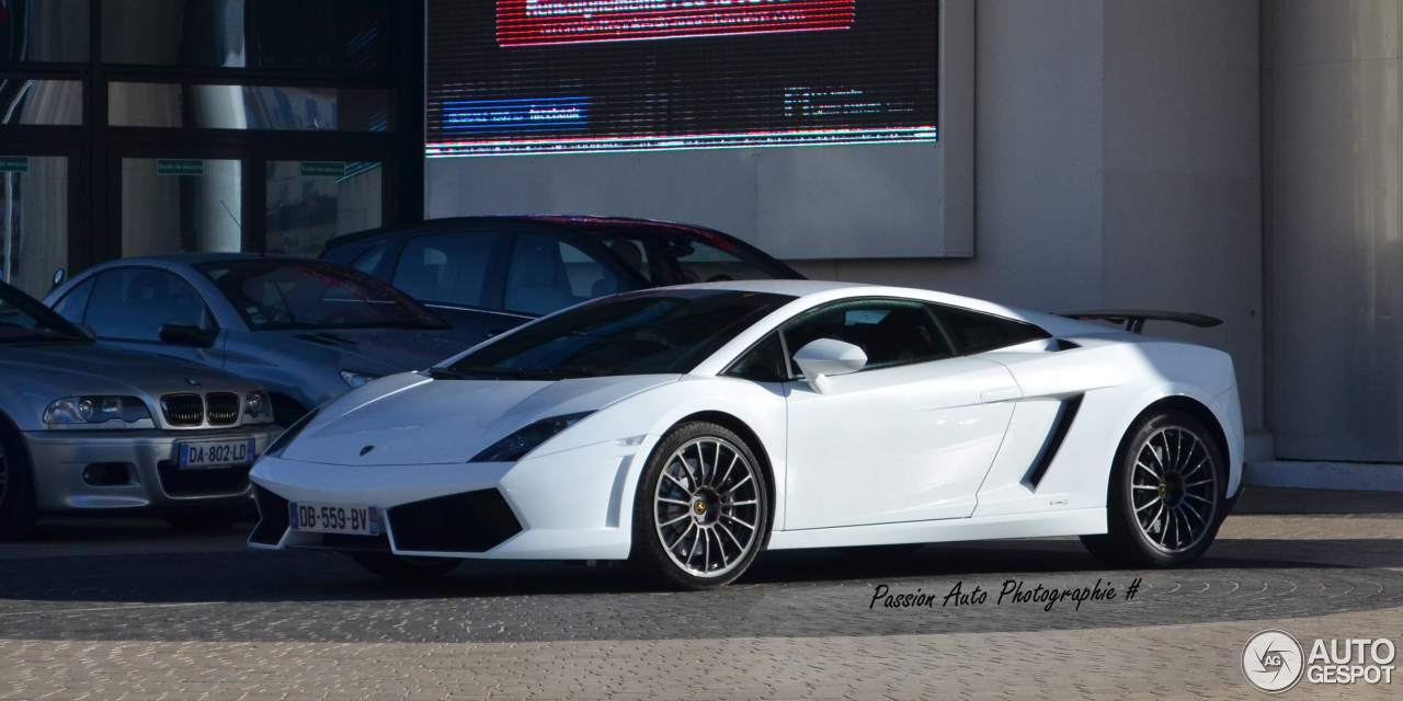 Exceptionnel Lamborghini Gallardo LP560 2 50° Anniversario