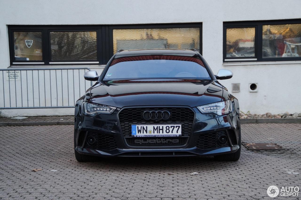 Audi Rs6 Avant C7 30 2014 Autogespot